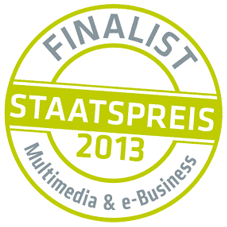 Staatspreis Multimedia E-business 2013